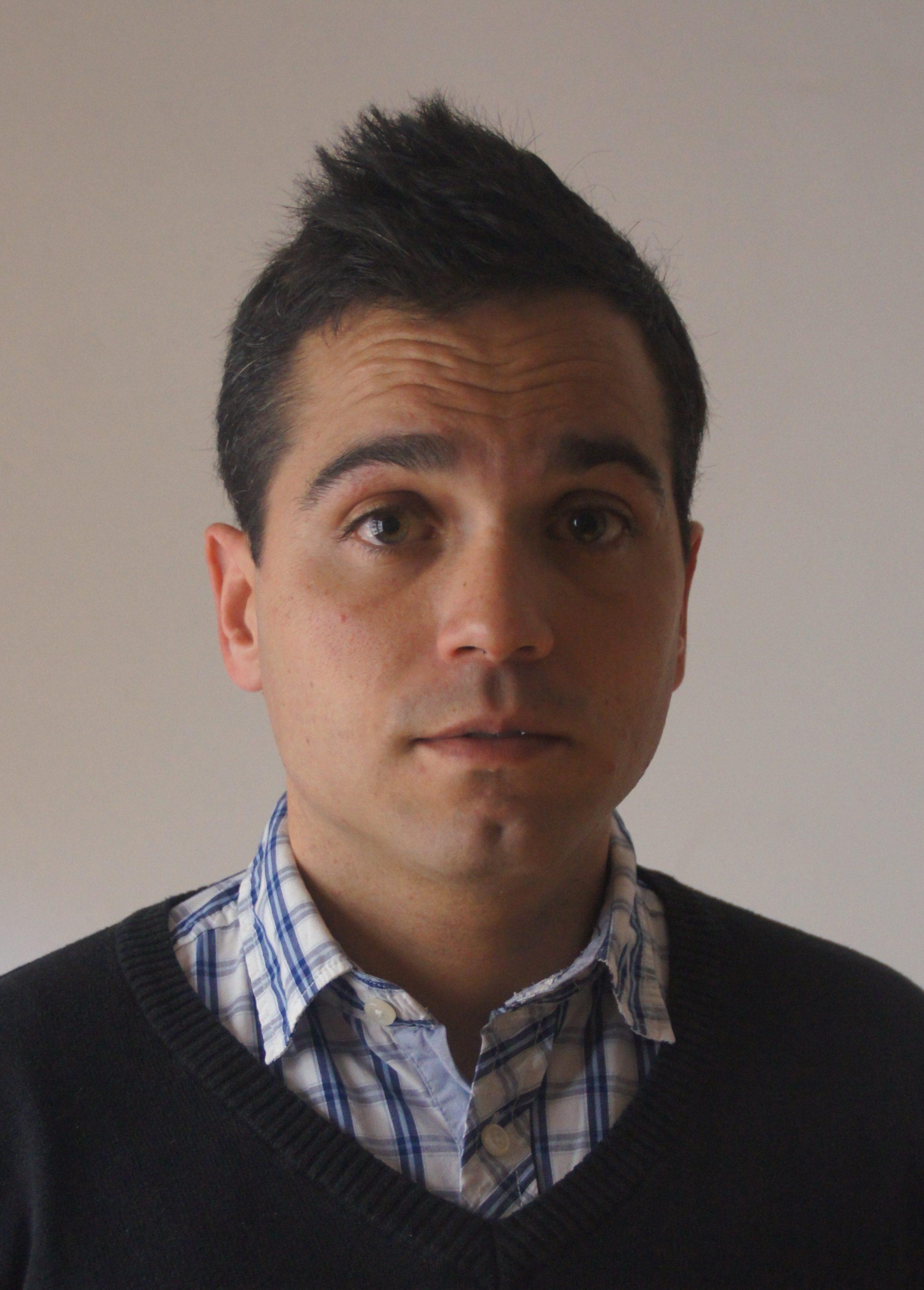 Sergio Calonge Pascual